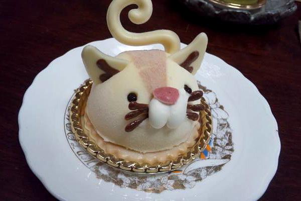 スイート・可愛いケーキ