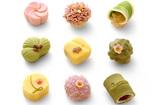 かわいい和菓子11
